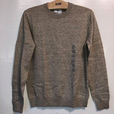 Бежевый меланж свитер с C&A, хлопок, пр-во Германии, в наличии р-ры S, M, L