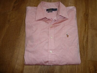 Рубашка Ralph Lauren , р XL 16 , коттон 100%, оригинал