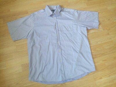 Мужская фирменная,летняя рубашка,короткий рукав George