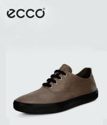 Мужские кроссовки кеды слипоны Ecco Kyle оригинал р.46 Новые Индонезия