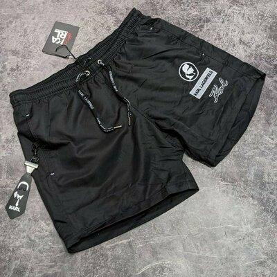 Пляжные шорты Karl Lagerfeld Производство Турция Материал - сухая ткань