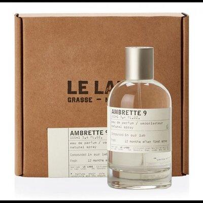Le Labo Ambrette 9 парфюмированная вода унисекс