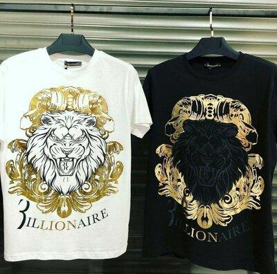 Брендовые футболки Billionaire