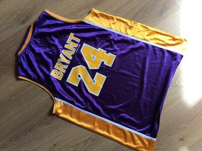 Баскетбольная майка USA BASKETBALL LARERS BRYANT 24 р L