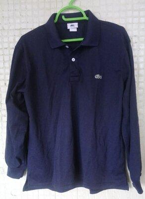 Рубашка, поло с длинным рукавом. Lacoste.