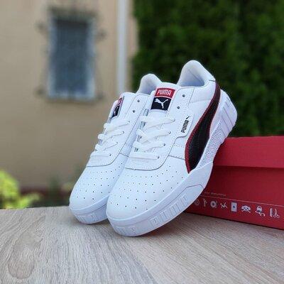 Кроссовки Puma Cali, белые, 10211