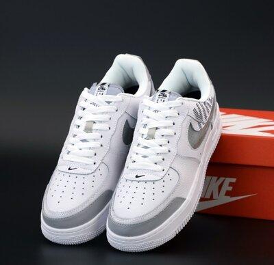 Чоловічі кросівки Nike Air Force 41-45 Рефлективні