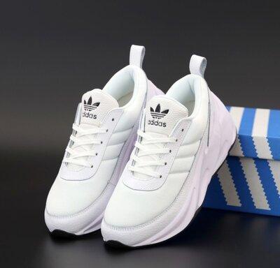 Унісекс жіночі чоловічі кросівки Adidas Sharks 36-45