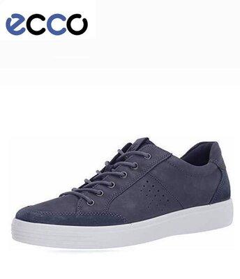 Кожаные кроссовки экко Ecco Soft Classic оригинал р.45 Новые Словакия