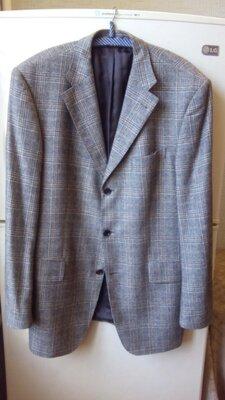 Кашемировый элитный пиджак windsor