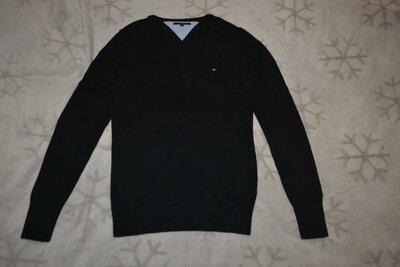 мужской свитер Tommy Hilfiger размер XS-S