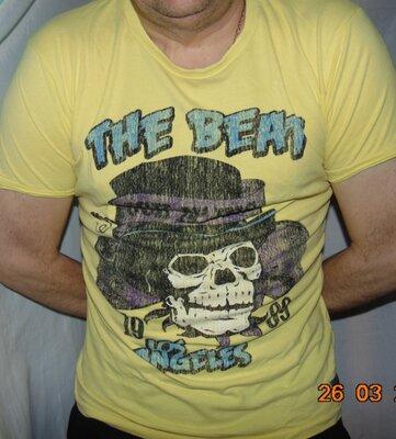 Стильная катоновая футболка бренд Jack&Jones . л