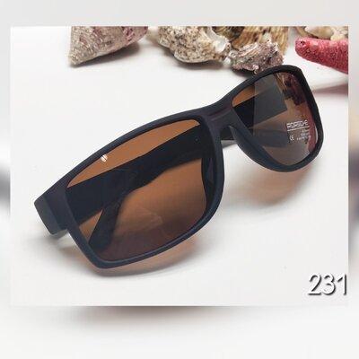 Чоловічі окуляри сонцезахисні лінза поляризаційна