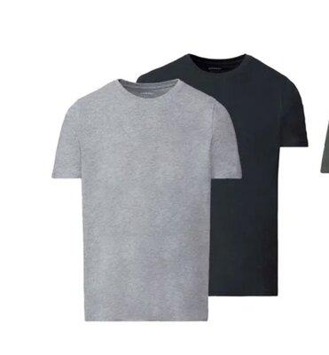 2 шт. Модная футболка Livergy. Германия. М