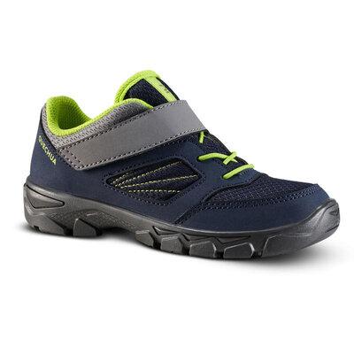 Quechua детские кроссовки для туризма 28 29 30 31 32 33 34