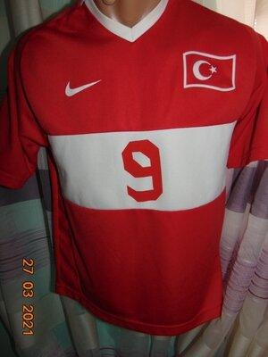 Спортивная футбольная футболка зб Турции .Semih xs-s.