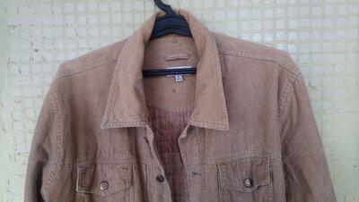 Куртка вельветовая. L.