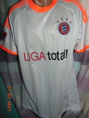 Спортивная футбольная футболка ф.к Бавария.gomez .хл-л