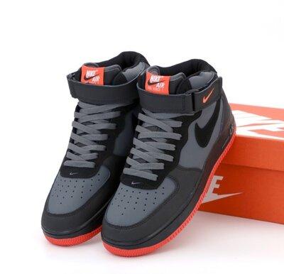 Чоловічі кросівки Nike Air Force 1 Mid 41-45