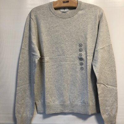 Светло-Бежевый хлопковый свитер с C&A, пр-во Германии, в наличии размер XL