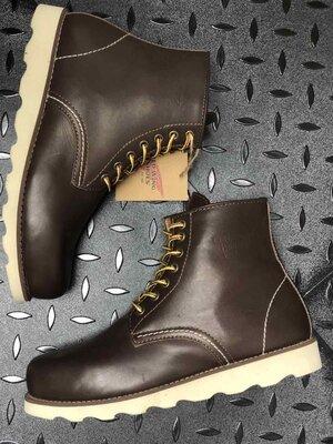Демісезонні чоловічі черевики Red Wing 41-45