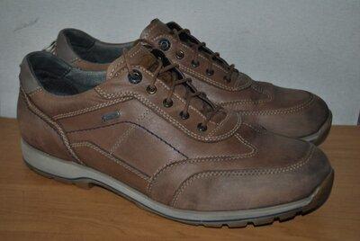 Кожаные туфли Fretz Men с мембраной Gore-TEX