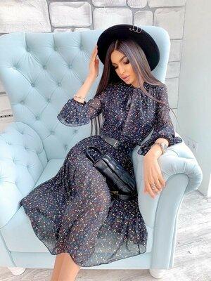 Красивое платье Амели