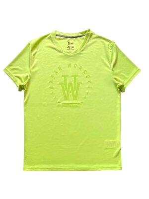 Мужская спортивная футболка для тренировок, crivit, m.