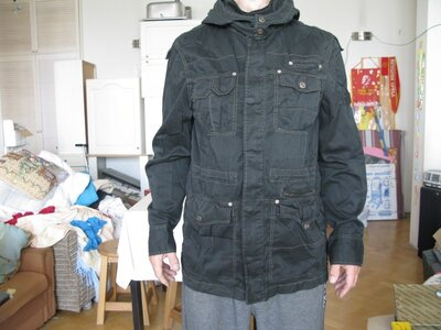 ветровка куртка коттон Kenvelo весна лето