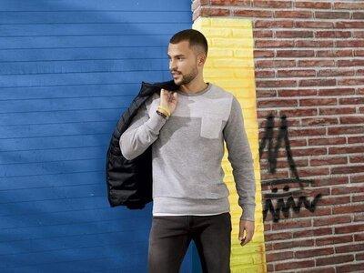 Мужской пуловер Livergy германия р. l 52-54 евро