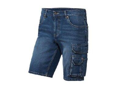 Джинсовые шорты с карманами, М 48 32 , Livergy, Германия