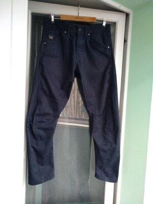Стильные джинсы Jack & Jones Anti Fit р.32/30 мужские зауженные с кривыми штанинами