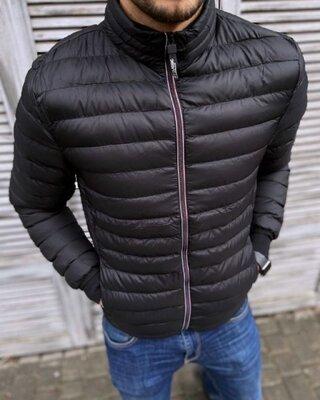 Мужская куртка Тх черная