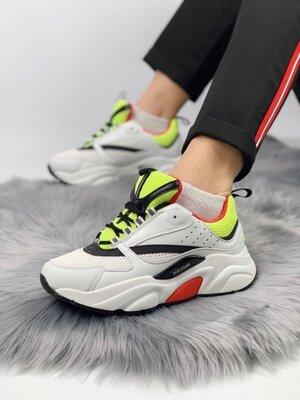 Женские кроссовки Dior WY | Распродажа.