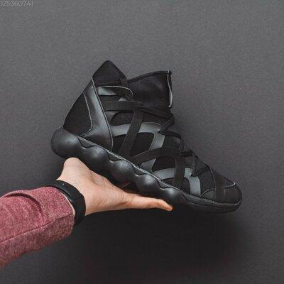 Продано: Мужские черные кроссовки Fashion Moto