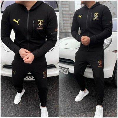 Чоловічий спортивний костюм мод. 1333