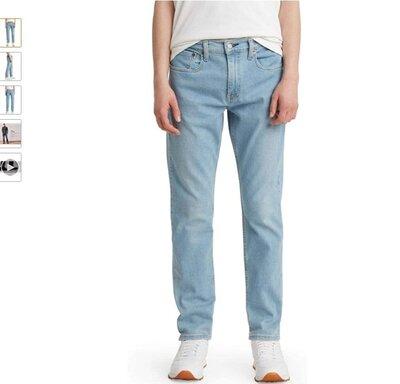 Мужские джинсы LEVIS 502 Begonia Sunshine