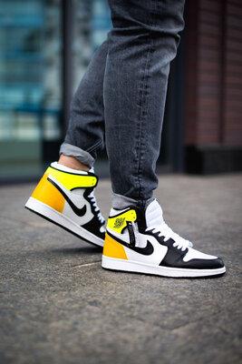 Nike Air Jordan 1 High OG Volt Gold