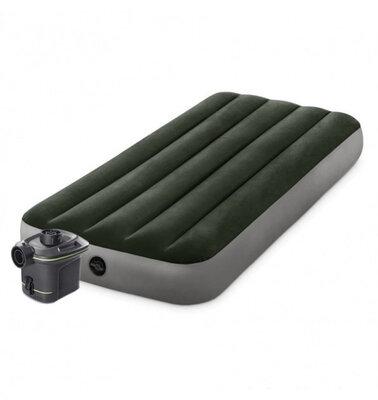 Одноместый надувной матрас Intex 64777, 99x191x25 см