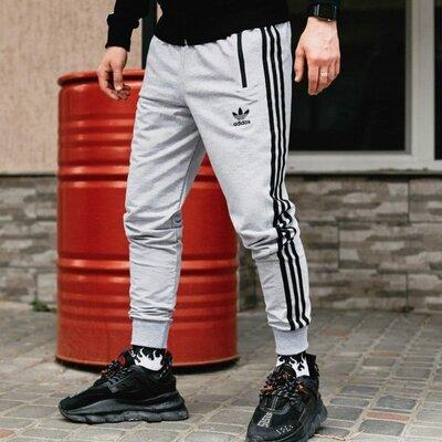Спортивные штаны A/idas, 3 цвета