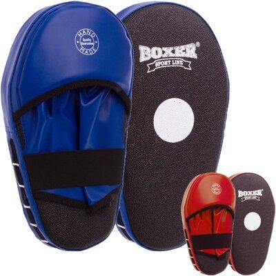 Лапа прямая удлиненная Boxer 2008-01 2 лапы в комплекте 38х18х4,5см