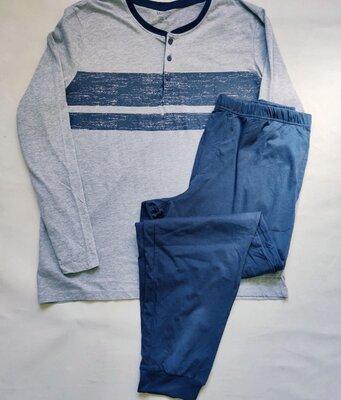 Комплект для дома и отдыха пижама мужская XL