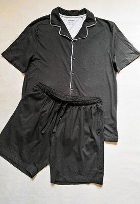 Комплект для дома и отдыха пижама мужская L