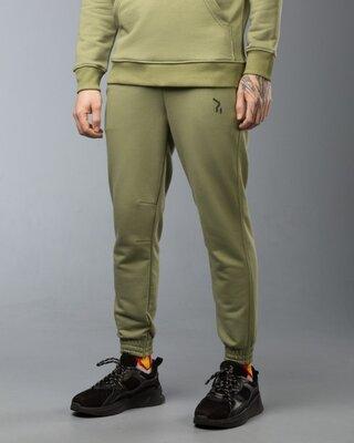 Cпортивные штаны Пушка Огонь Jog 2.0 олива
