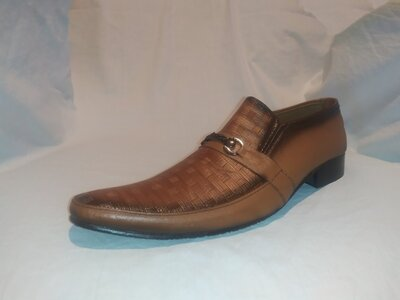 Туфли лоферы 42 р. 27,5 см. по стельке . макасины. Step to step