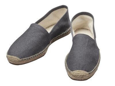 Мужские Эспадрильи парусиновые туфли на джутовой подошве Livergy р.41-42 27см