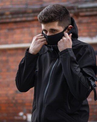 Куртка Марк - 1 черный 109-0062