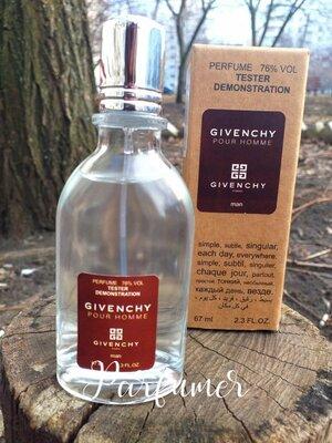Мужской Givenchy pour homme 67 мл, Живанши бордовые, духи, туалетная вода, парфюм, арабская парфюмер