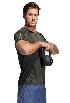 черная легкая спортивная мужская футболка Adidas CLIMACOOl рр л-хл оригинал