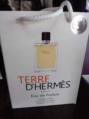 в наличии мужская парфюмная вода HERMES TERRE D HERMES ГЕРМЕС Терре Де Гермес